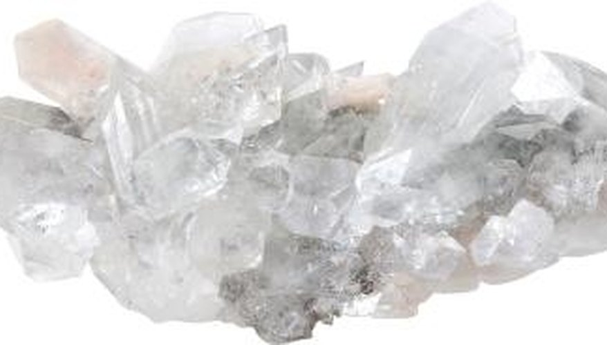 Quartz is the second most abundant stone on the planet.