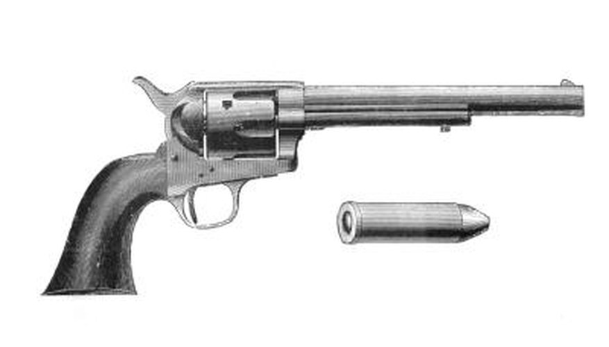 How to Reload the .45 Colt With IMR 4227 Powder