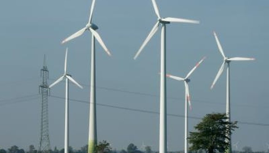 Wind and solar hybrid energy systems maximize energy output by utilizing two sources of energy.