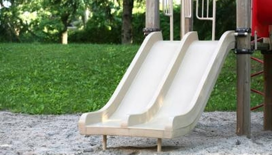 The right surface can increase the safety of playgrounds and reduce injury.