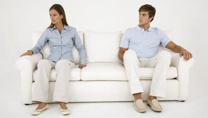 You'll feel many emotions after a break up, each generally classified into a different stage.
