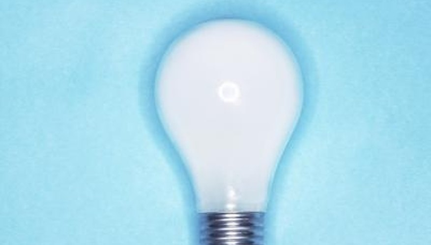 You must remove the glass part of a flush mounted light to replace the bulb.
