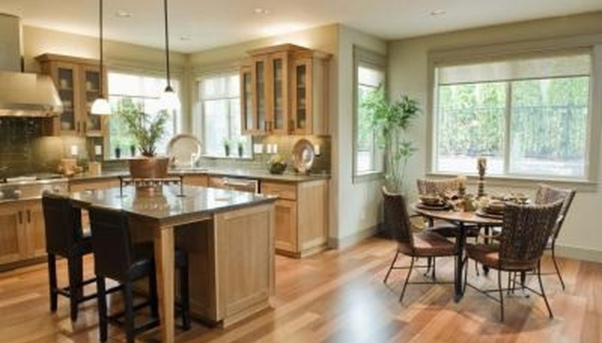 Common household products are best for degreasing your kitchen.