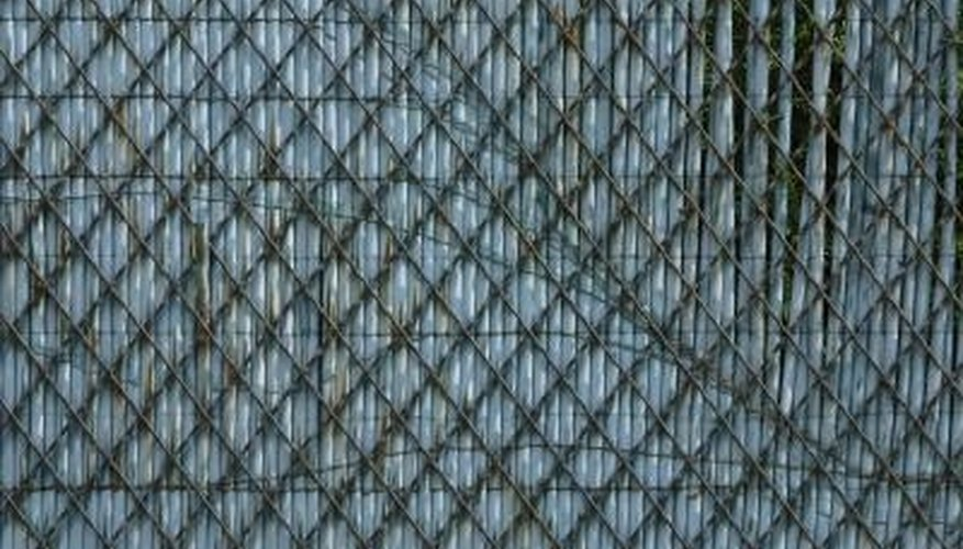 Metal mesh helps to distribute weight along the surface of a wall for heavier stone coverings like veneers.