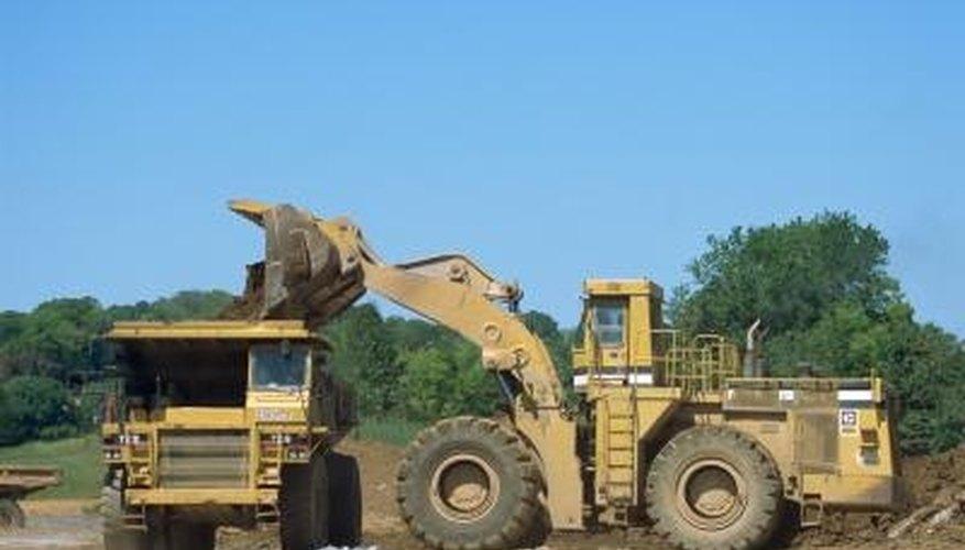 Dozer rails make bulldozers extremely mobile despite their weight.