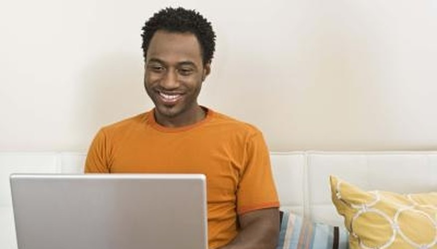 Online greetings should be light and fun for both participants.