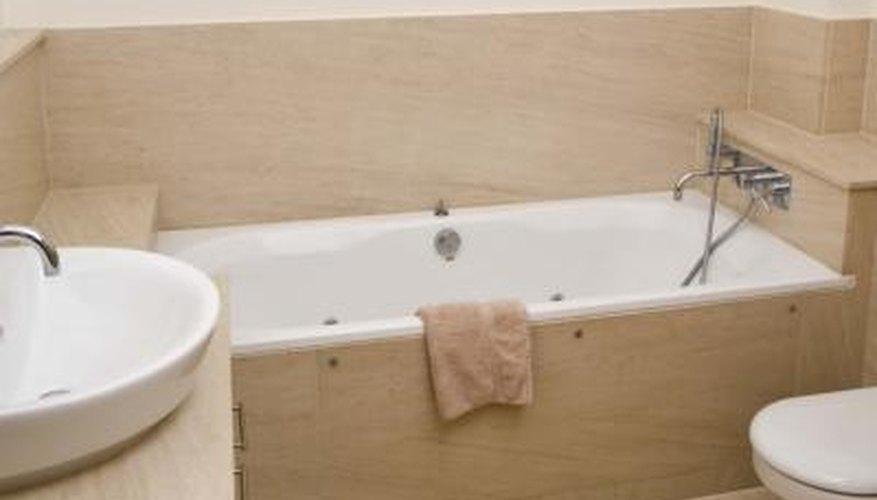 How to Install a Bathtub in an Upstairs Bathroom | HomeSteady