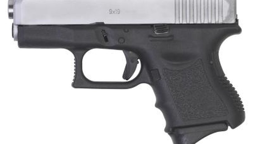 How to Break Down a Taurus PT140