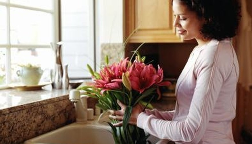 A composite sink is extremely durable, so you don't have to worry about dropping pots, pans or other items against it.