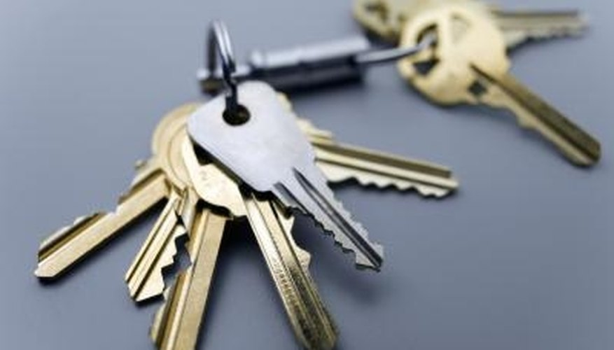 Carrying many keys can be cumbersome and inconvenient.