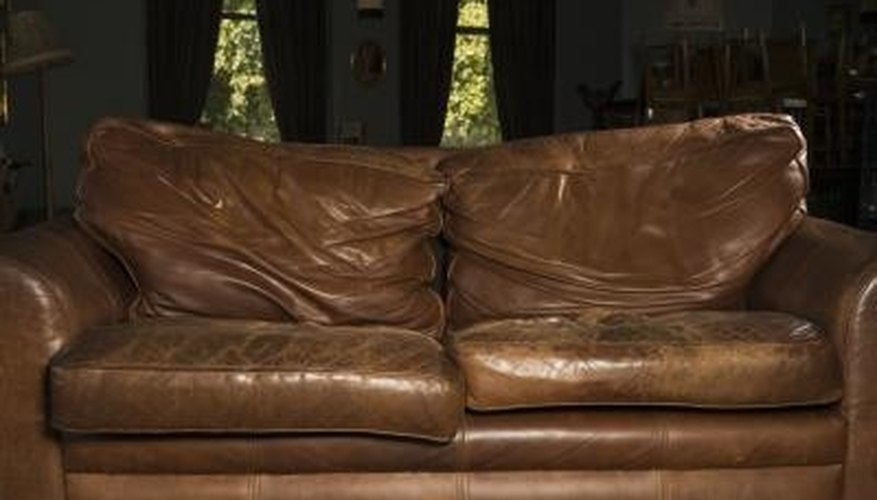 Cover your couches with drop cloths to prevent paint stains.