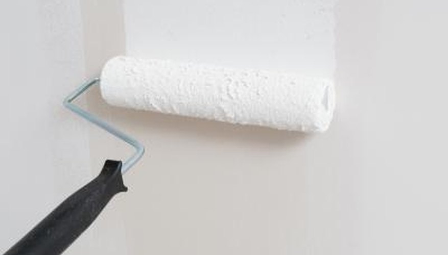 Always apply primer to your drywall before adding orange peel texture to ceilings.