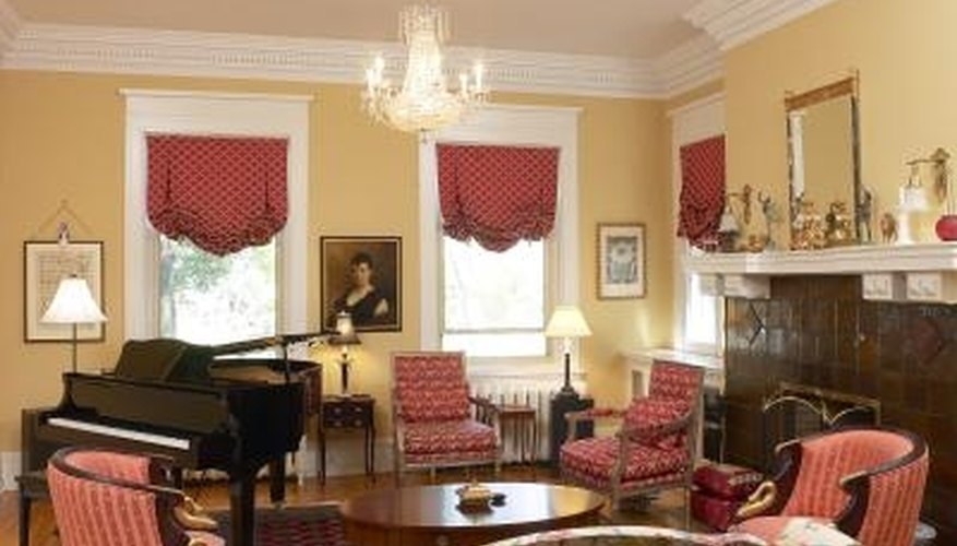 Skirting provides a finished look for windows, ceilings and the base of floors.