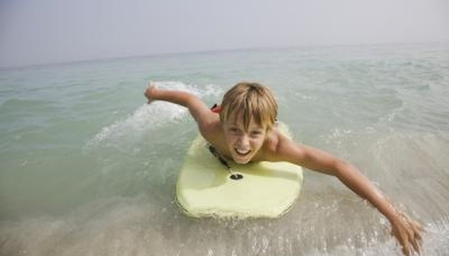 How to Build a Boogie Board