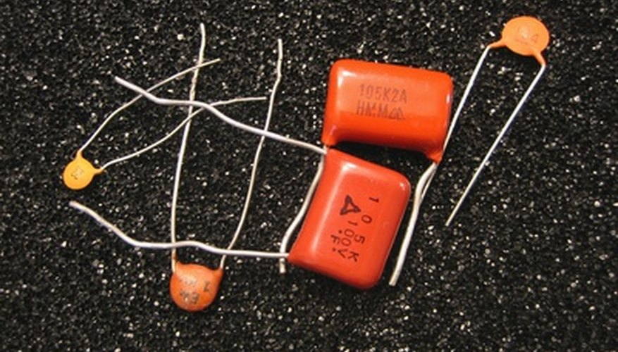 Electrical engineers use capacitors to contain electricity.