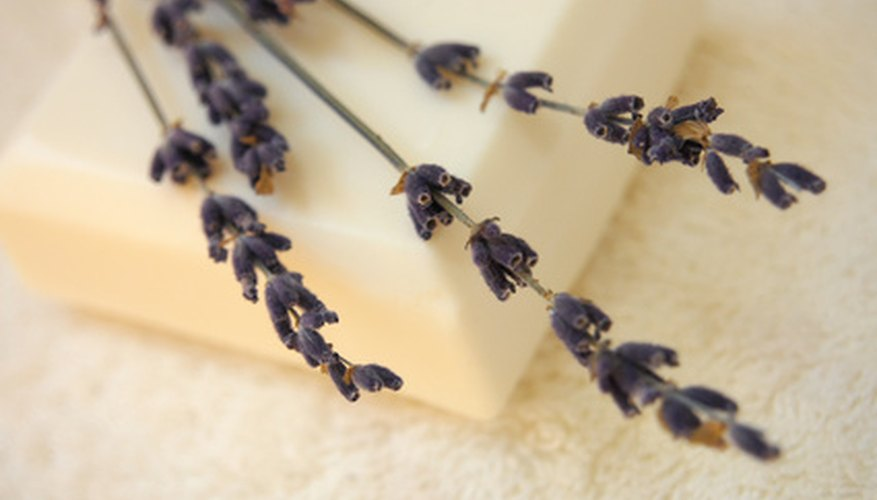 Goat's milk soap is beneficial to the skin.
