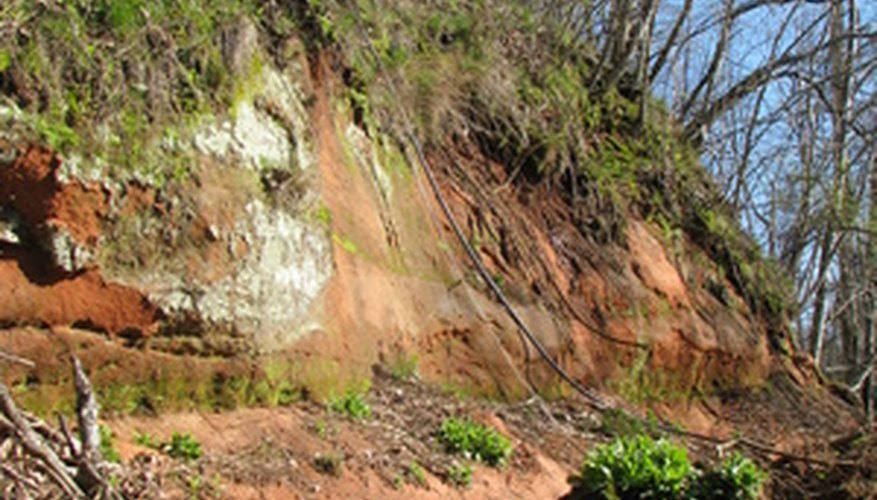 Red clay can be found throughout the U.S., and has many unique properties when compared to other soils.