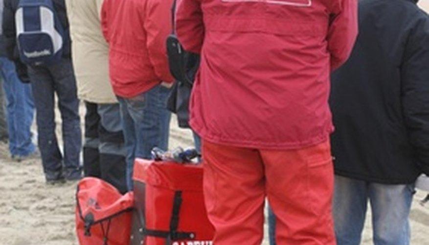 EMTs and paramedics work for ambulance companies.