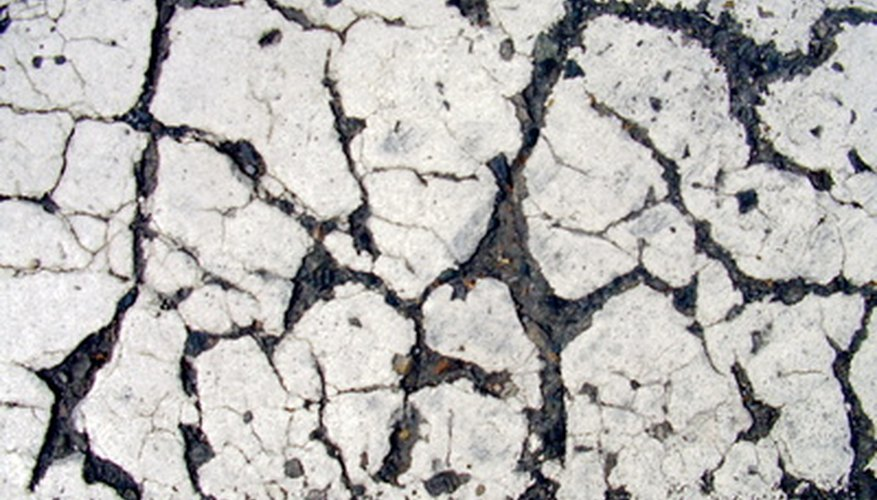 Major damage to driveway pavement may require more extensive and costly repairs.