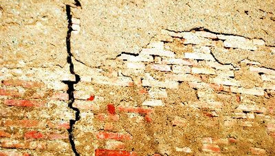 Water leaks under your home can lead to cracks and other issues with your home's foundation.