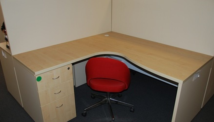 Think about re-purposing or recycling cubicle partitions before throwing them away.