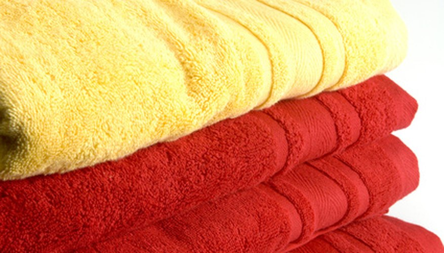 Zero twist Egyptian cotton is used for towels.