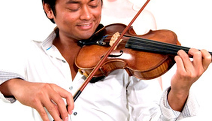 The tender violin has been known to lend its sound to pop songs.