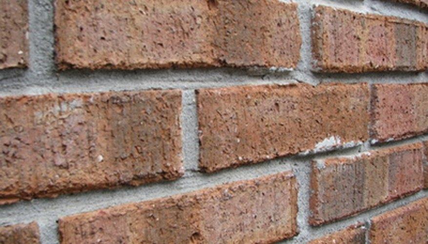 Insulate exterior brick walls with rigid foam board.