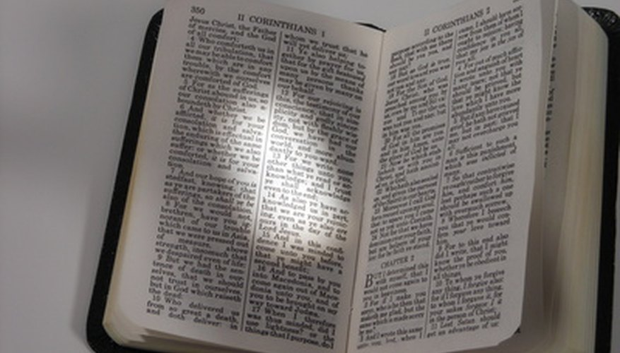 Selling used Christian books is one way to share the word of God with others.