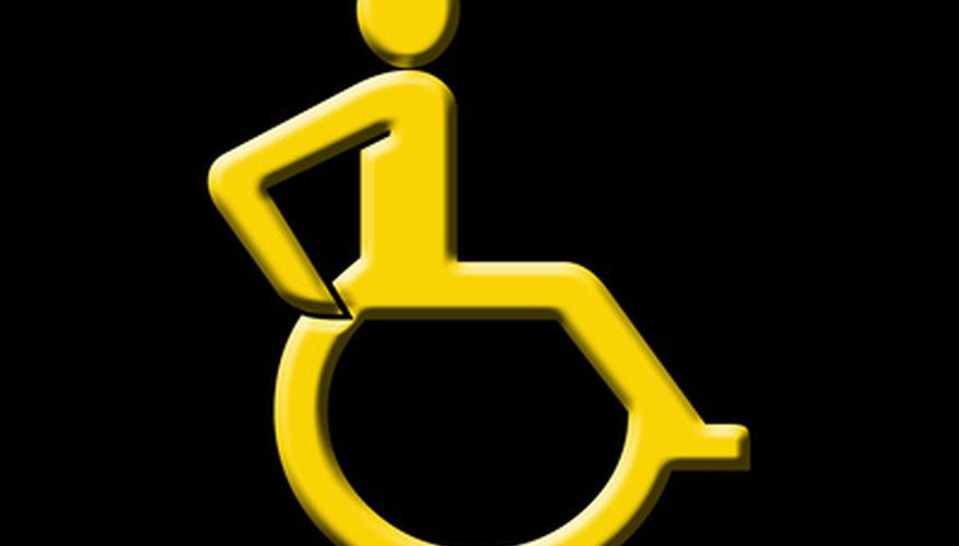 Create a wheelchair accessible space.