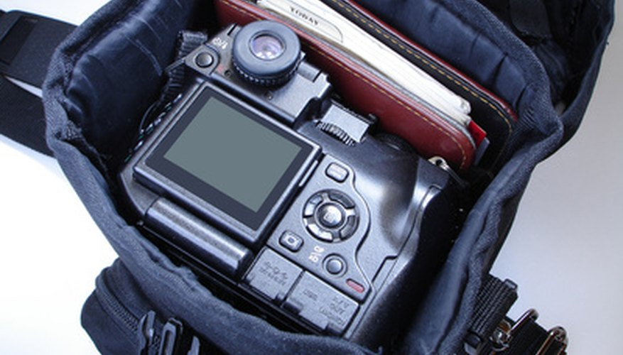 Good equipment is essential to a photographer.
