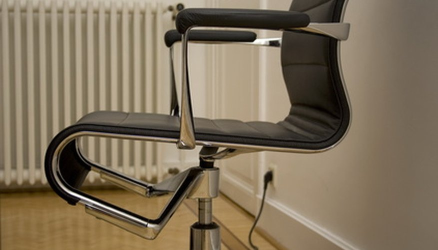 Ergonomically designed furniture can reduce the risk of injury.