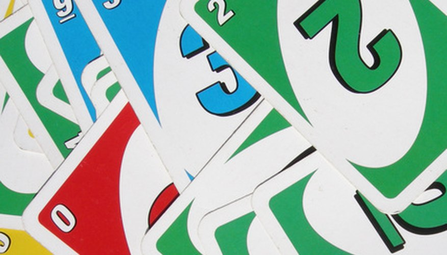 UNO Deluxe Rules | Our Pastimes