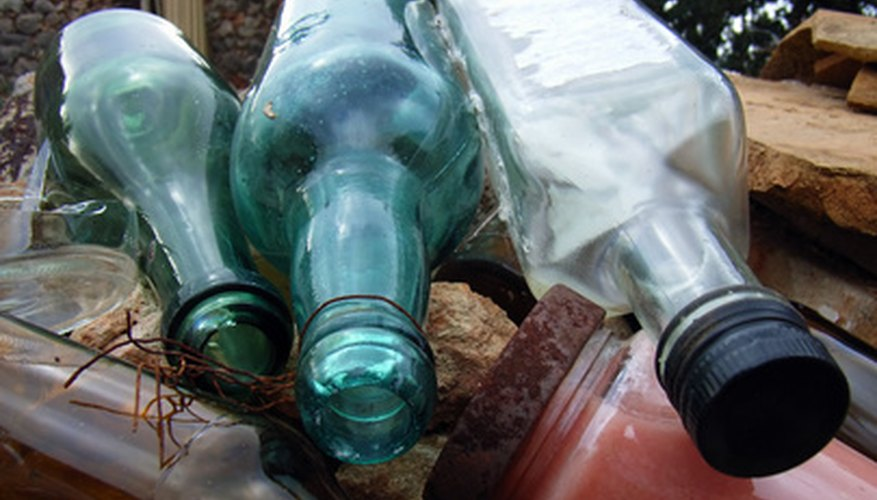 Help reduce the amount of glass entering San Antonio's landfills by recycling.