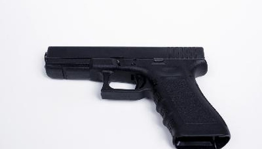 How to Disassemble a Kel Tec Pf9