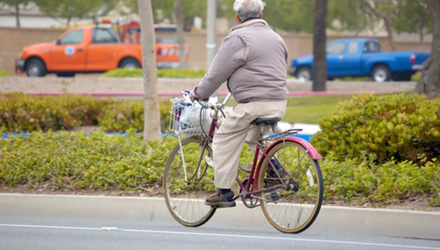 Bike or walk short distances instead of driving.