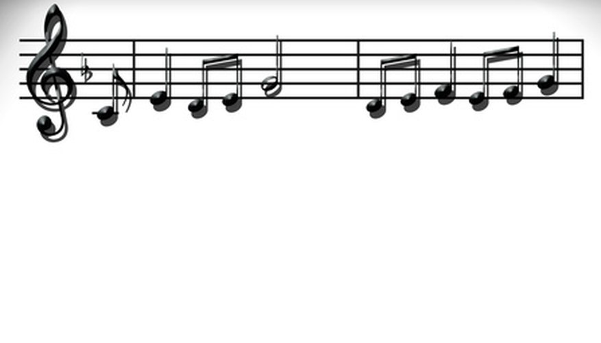 Learn how to read bars in a song.
