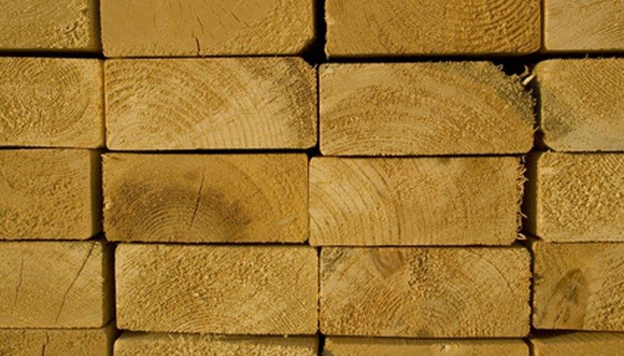 Decreasing drying time when air-drying lumber