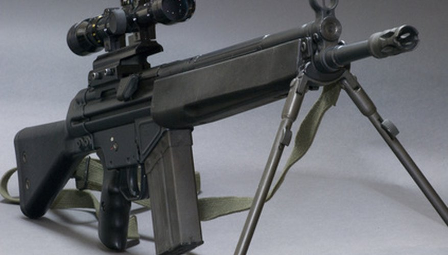 How to Disassemble an AR15 Upper Receiver