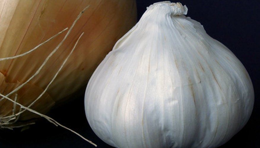 Don't eat garlic or onions before your date.