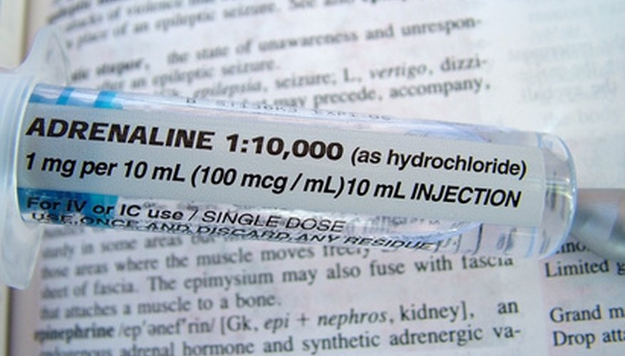 Adrenaline, a catecholamine, is used in emergency medicine.