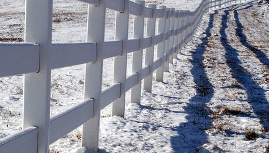 Depending on where you live, vinyl fences may not be the solution.