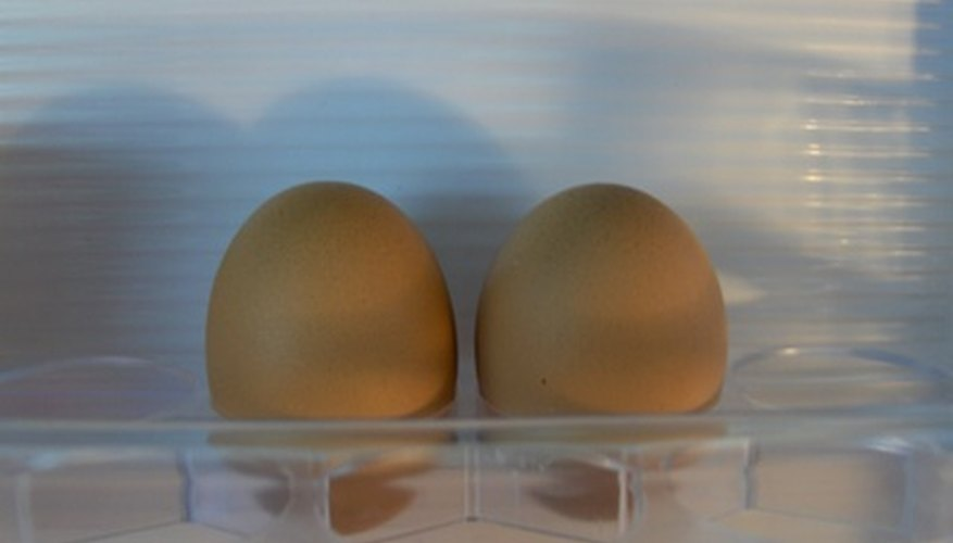 Slamming refrigerator doors can make your eggs into an omelette before you want it.