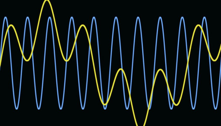 Sound waves can be amplified by using some rather surprising objects.
