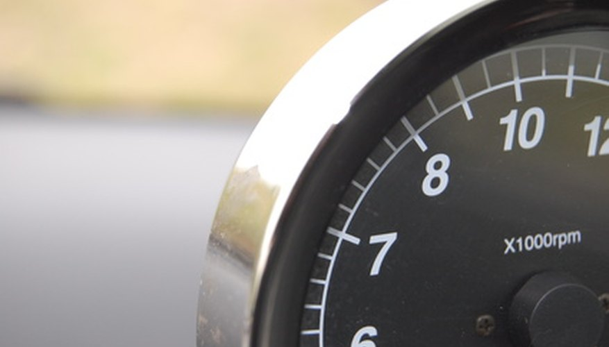 how to troubleshoot a boat tachometer