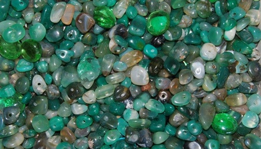 Connecticut is rich with gemstones, including garnets and aquamarine.