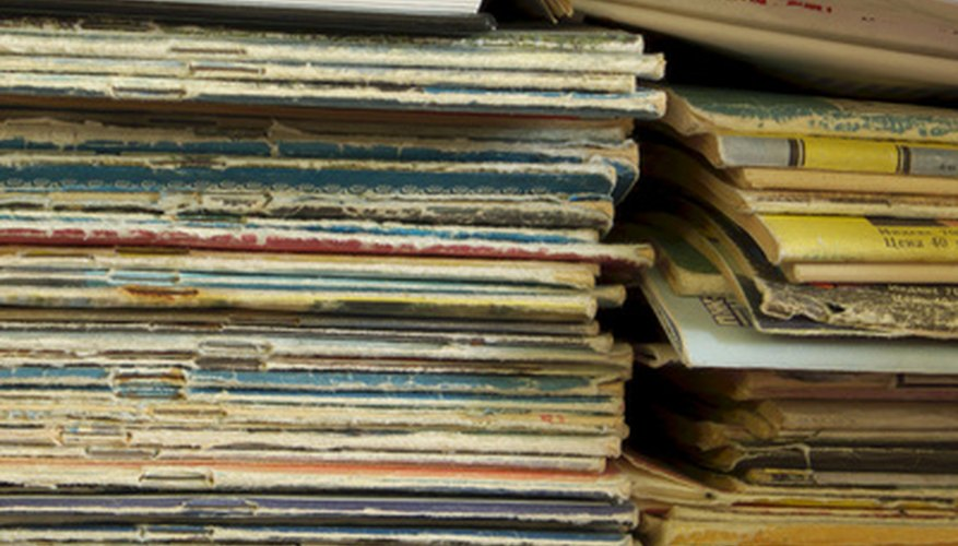 An old magazine may be valuable if the content and condition is favorable.