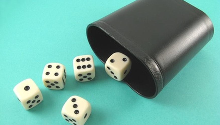 Yahtzee was invented by an anonymous Canadian couple in the early 1950s and played on their yacht.