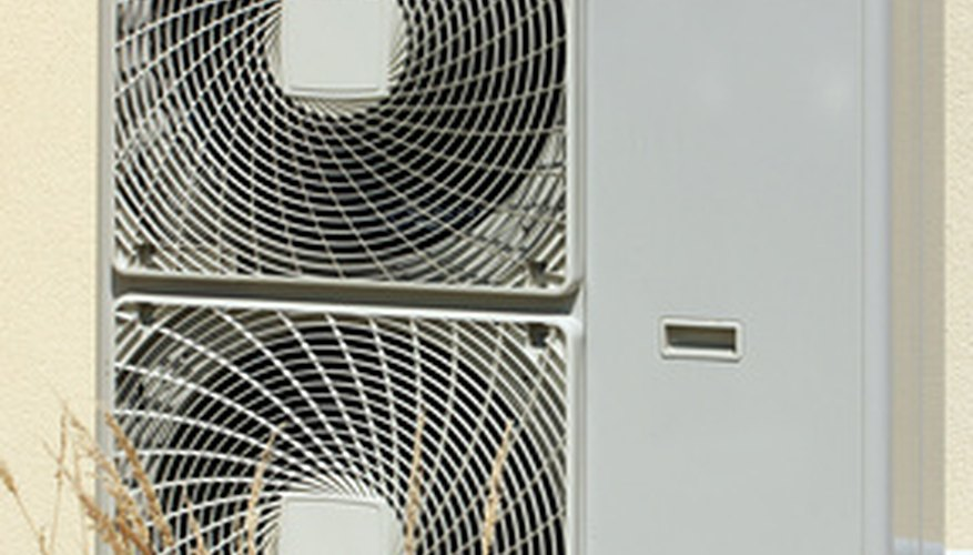 Your home air conditioning unit has a big environmental impact.