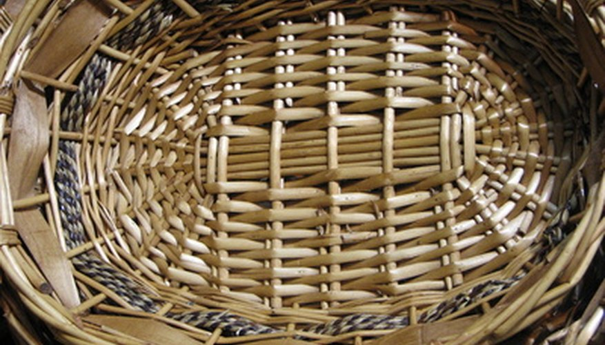 Baskets make a nice presentation.